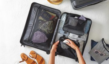 Luggage: an helpful way to pack your things