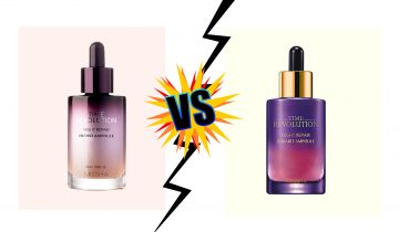 Le differenze tra Night Repair Borabit Ampoule e Time Revolution Night Repair Probio Ampoule